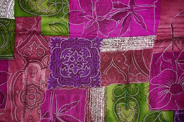 patchwork látka