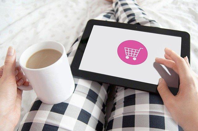 Nákupy přes internet